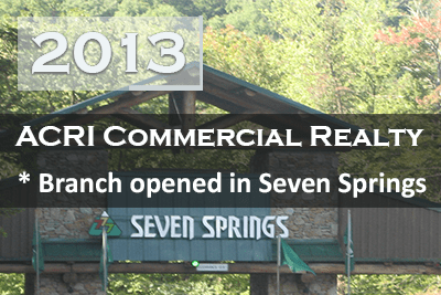 Acri Realty 2013 Seven Springs Branch Opened Milestone