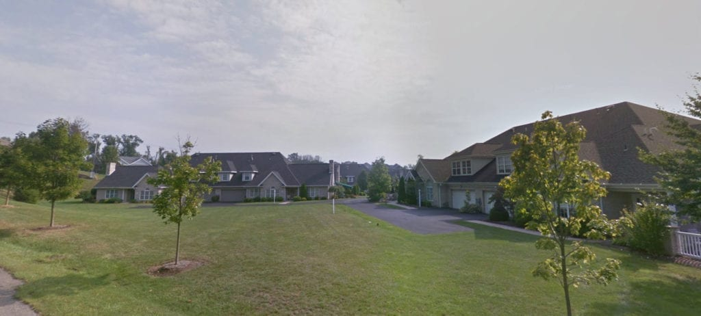Noth Fayette Township Residential Area